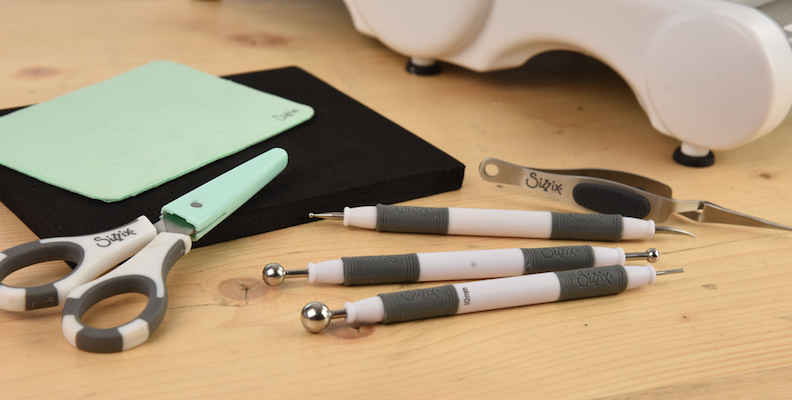The new Sizzix Paper Sculpting Kit is launched!