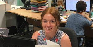 Meet the Ellison Europe Team – Hannah Suckley, UK Account Coordinator