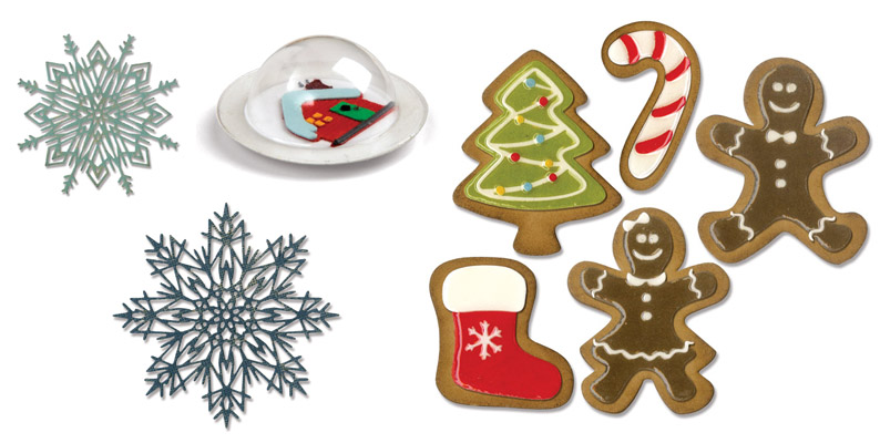 New Tim Holtz Christmas Dies Have Launched