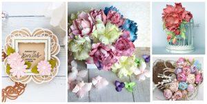All About Foamiran Flowers