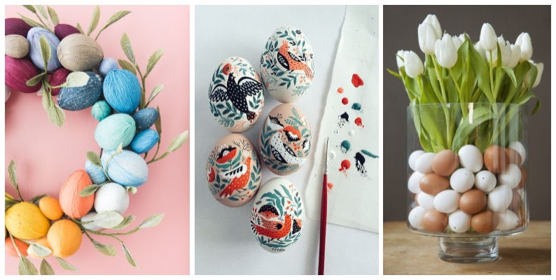 In-Store Easter Decoration Trends