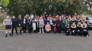 Ellison's Halloween Spooktacular!