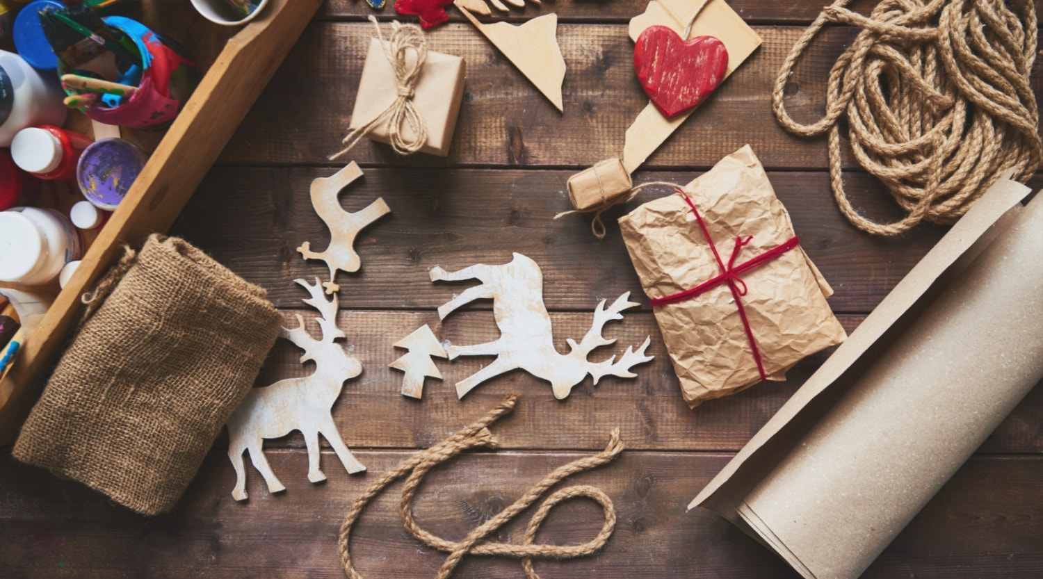 Top 5 Craft Trends This Christmas