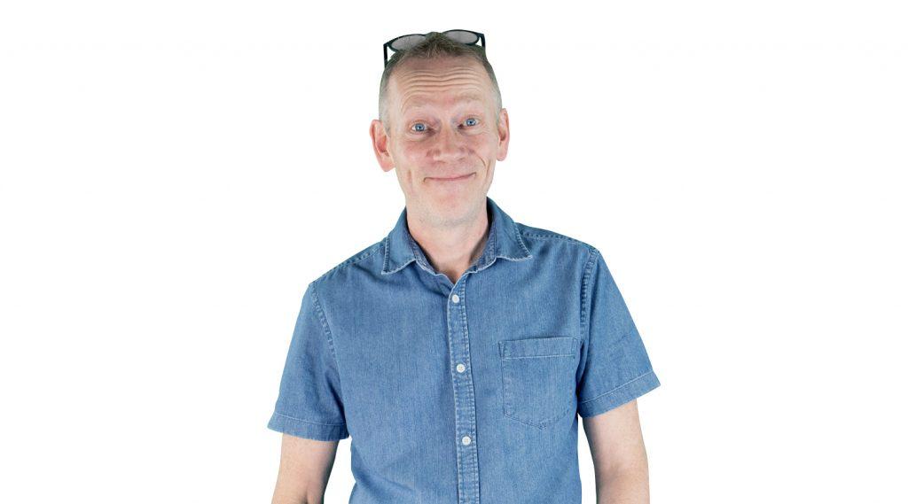 Meet the Team – Pete Hughes – Creative Designer