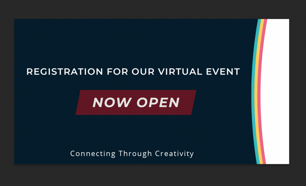 Registration opens for Ellison's first virtual event
