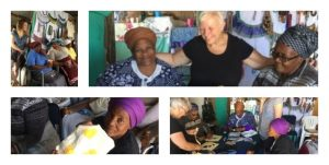 Angela's Die Cutting Journey in South Africa
